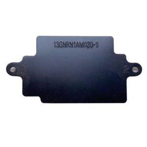 Термопластина, радиатор чипсета для ноутбука DNS A35FB, DNS 0156796, Asus F3, L54, M51, PRO57, X56, Z53 (13GNRN1AM020-1)