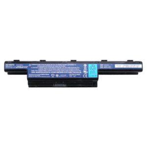 Аккумуляторная батарея для ноутбука Acer Aspire 5551, 5742, 5750, Packard Bell TS11, TE11 DC 11.1V 4400mAh/48Wh Original Оригинал (AS10D73) Б/У