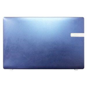Крышка матрицы ноутбука Gateway NV53A, NV59C, NEW90, NEW95 Blue Синяя (AP0CB000105) Уценка!