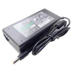 Блок питания для ноутбука Sony 19.5V 4.7A 90W 6.5x4.4 с иглой Original Оригинал (VGP-AC19V10, ADP-90YB, DCWP CM-2)