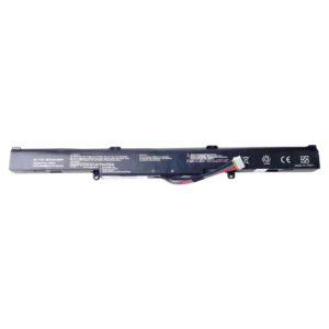 Аккумуляторная батарея для ноутбука Asus A450E, A450J, A450JF, X450, X450E, X450J, X450JF 14.8V 2600mAh 38Wh Black Черная (A41-X550E)