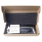 Аккумуляторная батарея для ноутбука Acer Aspire One 522, 722, D255, D257, D260, D270, Happy, eMachines eM355, Gateway LT23, LT2304C 11.1V 5200mAh/58Wh Black Черная (AL10B31, AL10A31, AL10G31)