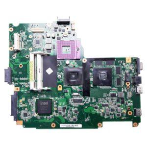 Материнская плата для ноутбука Asus N61V, N61VG, PRO64V, PRO64VG, X64V, X64VG (N61VG MAIN BOARD REV. 1.1, 60-NXDMB1100-B15, 69N0GDM1814-01) под восстановление