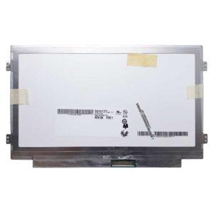 """Матрица 10.1"""" Slim LED 1024x600 40-pin Glade Глянцевая Right-Down Плата внешняя Крепление по бокам (B101AW06 V.1) Б/У"""