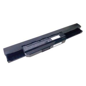 Аккумуляторная батарея для ноутбука Asus A43, A53, A54, A83, A84, K43, K53, K54, K84, P43, P53, Z52, Z53, X43, X44, X45, X52, X53, X54, X84 11.1V 4400mAh/49Wh Black Чёрная (A32-K53, AS K53/A32-K53)