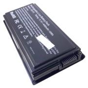 Аккумуляторная батарея для ноутбука Asus F5, F5C, F5GL, F5M, F5N, F5R, F5RI, F5SL, F5Sr, F5V, F5VI, F5VL, F5Z, X50, X50C, X50M, X50N, X50R, X50RL, X50SL, X50V, X50VL, X59, X59, X59G, X59GL, X59S, X59SL, X59Sr, X50S 11.1V 4400mAh/49Wh Black Черная (A32-F5, AS F5)