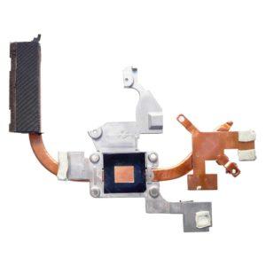 Термотрубка, радиатор для ноутбука Acer Aspire 5551, 5551G, 5552, 5552G, eMachines E640, E642, Packard Bell NEW95 (AT0C6006AX0)