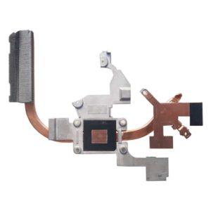 Термотрубка, радиатор для ноутбука Acer Aspire 5551, 5551G, 5552, 5552G, eMachines E640, E642, Packard Bell NEW95 (AT0G3002DR0)