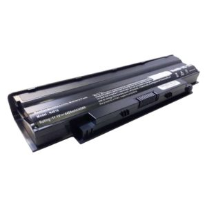 Аккумуляторная батарея для ноутбука Dell Inspiron 13R, 14R, 15R, 17R, M411, M501, M511, M5010, N3010, N3110, N4010, N4050, N4110, N5010, N5030, N5050, N5110, N7010, N7110, M5010D, M5010R, M501D, M501R, M5030, M5030D, M5030R, N3010D, N3010R, N4010D, N4010R, N5010D, N5010R, N7010D, N7010R, M5110, Vostro 1440, 1450, 1540, 1550, 3450, 3550, 3750 11.1V 4400mAh/49Wh Black Черный (N4010)