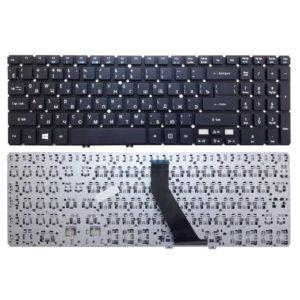 Клавиатура для ноутбука Acer Aspire V5-531, V5-531G, V5-551, V5-551G, V5-571, V5-571G, V5-571P, V5-571PG, V5-573, V5-573G, Timeline Ultra M3-581, M3-581G, M3-581T, M3-581TG, M5-581, M5-581G, M5-581T, M5-581TG, V5-552, V5-552P, V5-572, V5-572G, V5-572PG, V5-573, V5-573G, V5-573PG, V7-581, V7-581PG, V7-582, V7-582PG без рамки, Black Черная (MP-11F5 US 002-11F53LAA02)