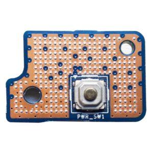 Кнопка включения, старта, запуска для ноутбука Toshiba Satellite C850, C850D (ZWJ10B01, PL/CS PWR BIN BRD 6L REV:2.1, PWR_J01PWR_H02)
