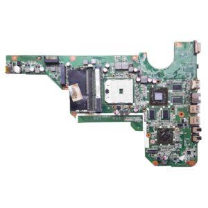 Материнская плата для ноутбука HP g6-2000, g6-2xxx, g7-2000, g7-2xxx AMD серий (DA0R53MB6E0 REV:E, R53, 683031-501, 31R53MB0040) под восстановление