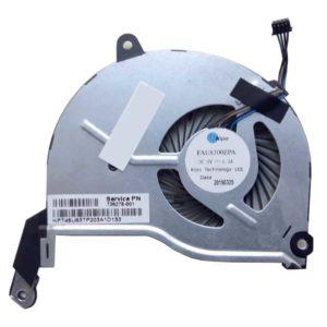 Вентилятор, кулер для ноутбука HP 15-n, 15-n000, 15-Nxxx 4-pin (FAU8300EPA, 736278-001, KPT45U83TP20)