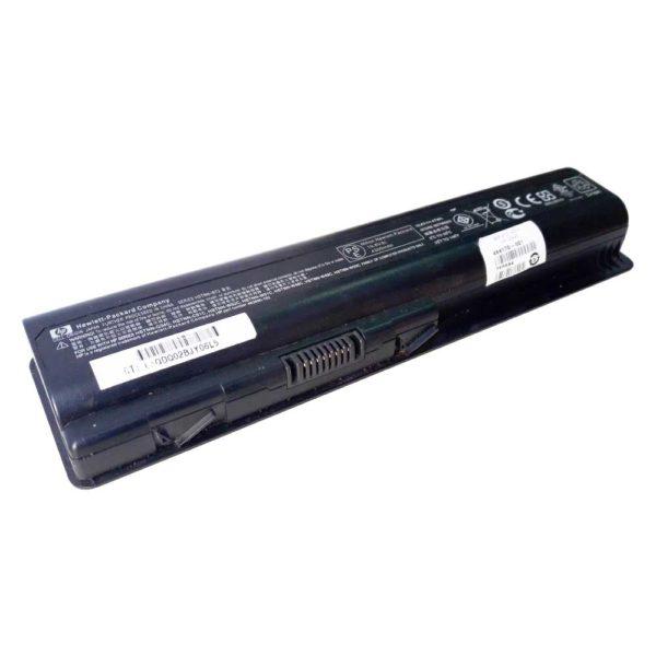 Аккумуляторная батарея HP Pavilion dv4, dv5, dv6, G50, G60, G61, G70, G71, HDX16, HDX X16, Compaq Presario CQ40, CQ41, CQ45, CQ50, CQ60, CQ61, CQ70, CQ71, Pavilion dv4-1000, dv4-1100, dv4-1200, dv4-1400, dv5-1000, dv5-1100, dv5-1200, dv5-1300, dv6-1000, dv6-1100 10.8V 4200mAh 47Wh Original Оригинал (HSTNN-IB72, 484170-001) Б/У
