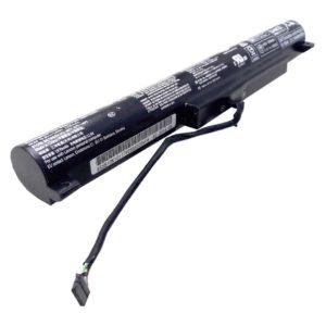 Аккумуляторная батарея для ноутбука Lenovo IdeaPad B50-10, B5010, 100-15, 100-15IBY 10.8V 2200mAh/24Wh Original Оригинал, Black Черная (L14S3A01, 3INR19/65) Б/У