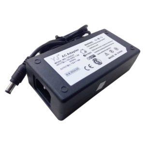Блок питания для монитора LCD LG, Dell, Acer, Benq, eMachines, Hitachi, Mitsubishi, Nec, Proview, Viewsonic, Sampo, AOC, ADI, AG Neovo, CTX 12V 4A 5.5x2.5 (WD-1204UV)