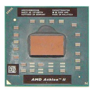 Процессор AMD Athlon II Mobile M320 2x2100MHz (AMM320DB022GQ) Б/У