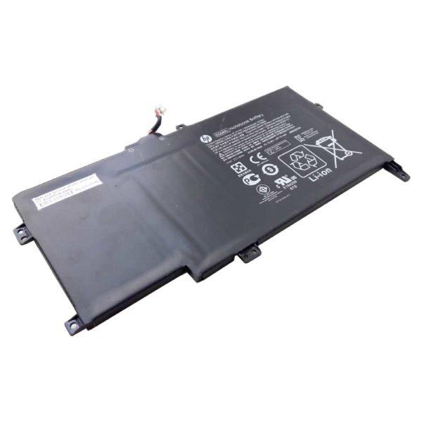 Аккумуляторная батарея HP Envy Sleekbook 6, 6-1000, 6-1xxx 14.8V 4000mAh 60Wh Original Оригинал (EG04XL, HSTNN-IB3T, 681951-001) под восстановление