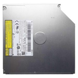 Привод DVD+/-RW Panasonic SATA Slim 9.5 мм для ноутбука Acer E1-510 без панели (UJ8D2Q, QBAA2-B) Б/У