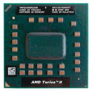 Процессор AMD Turion II Dual-Core Mobile P560 2x2500MHz Socket S1 (TMP560SGR23GM) Б/У