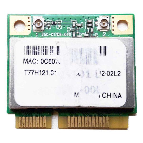 Модуль Mini PCI-E Wi-Fi 802.11b/g/n для ноутбука Acer Aspire 3410, 3830, 4250, 4252, 4532, 4552, 4339, 4733, 4738, 4739, 5738, 5338, eMachines D528, D728, D732 (Atheros AR5B95, PDD-AR5B95, 4104A-AR5B95, T77H121.10 HF)