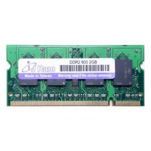 Модуль памяти SO-DIMM DDR2 2048 МБ PC-6400 800 Mhz JRam