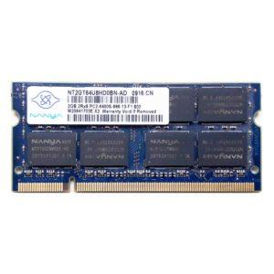Модуль памяти SO-DIMM DDR2 2048 МБ PC-6400 800 Mhz Nanya (NT2GT64U8HD0BN-AD)