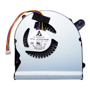 Вентилятор, кулер для ноутбука Asus S300, S300C, S400, S400C, S400CA, S500, S500C, S500CA, X502, X502C, X502CA, F402C, X402C (KSB06105HB-AI10)