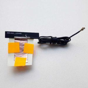 Правая антенна Wi-Fi с кабелем для ноутбука Asus X553, X553M, X553MA, X553S, X553SA (X553_Main_LUXSHARE)