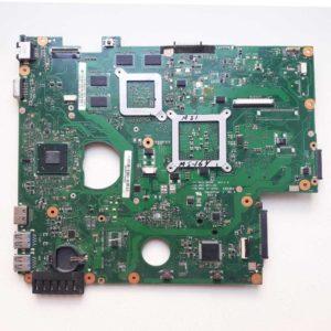 Материнская плата для ноутбука DNS A17, A17HC, A17FD, A17YA Video N12P-GS-A1 (A17 MAIN BOARD REV: 2.0, 08N1-0P11J00, 69N0ZBM10A12-01) на запчасти