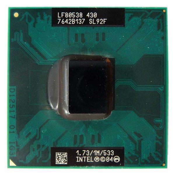 Процессор Intel Celeron M 430 @ 1.73GHz/1M/533 (SL92F) Б/У