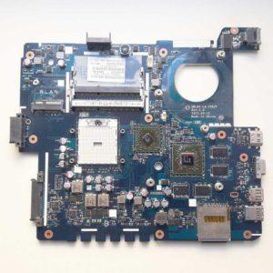 Материнская плата серии для ноутбука Asus K53T, K53TA, K53TK, A53T, A53TA, A53TK, K53U, X53T, X53TA, X53TK, PRO5NT, PRO5NTA, PRO5NTK Video AMD Mobility Radeon HD 6750M 1 ГБ, USB3.0 (QBL60 LA-7552P Rev:1.0, LA-755, 4619DC88L21, 60-NBNMB1000-A01)