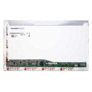 """Матрица LED 15.6"""" 40-pin LED 1600x900 HD+ Glade Глянцевая, Расположение разъема: Down-Left Снизу-Слева; Крепление: без ушек (B156RW01 v.0, CN-06F746, 06F746) Уценка!"""