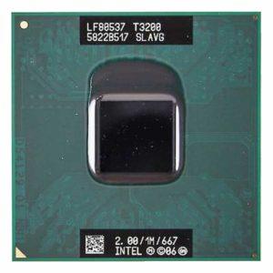 Процессор Intel Celeron T3200 @ 2.00GHz/1M/667 (SLAVG) Б/У