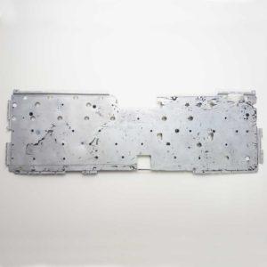 Подложка металлическая, нижняя пластина, кронштейн под клавиатуру для ноутбука MSI GS63, GS63 7RD Stealth, GS63 7RD Stealth Pro (OEM)