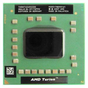 Процессор AMD Turion 64 X2 Mobile RM-74 2x2200MHz (TMRM74DAM22GG) Б/У