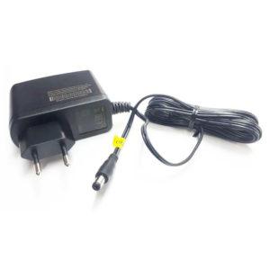 Блок питания для монитора, модема, роутера, ТВ-приставки, ресивера, камеры наблюдения, панели бегущей строки, зарядки аккумуляторов различных устройств 12V 2A 24W 5.5×2.5 Black Черный, настенный (MOSO MSA-C2000IS12.0-24Y-DE, GPON ONT RT-GM-1)